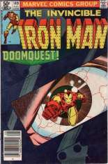 Iron Man (1968-1996) #149 Variant A: Newsstand Edition