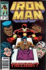 Iron Man (1968-1996) #248 Variant A: Newsstand Edition