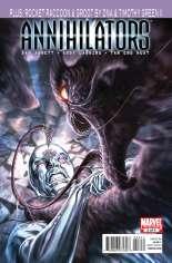 Annihilators (2011) #3 Variant A