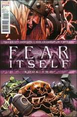 Fear Itself (2011-2012) #2 Variant A