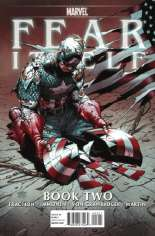 Fear Itself (2011-2012) #2 Variant C: 1:50 Variant