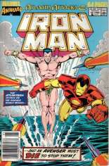 Iron Man (1968-1996) #Annual 10 Variant A: Newsstand Edition