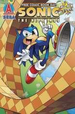 Sonic the Hedgehog (FCBD) #2011: Free Comic Book Day 2011