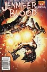 Jennifer Blood (2011-2014) #3 Variant B: 1:10 Variant