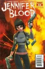 Jennifer Blood (2011-2014) #3 Variant C: 1:15 Variant