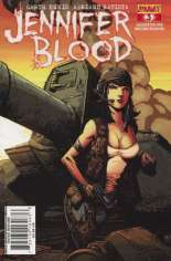 Jennifer Blood (2011-2014) #3 Variant D: 1:20 Variant