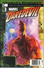 Daredevil (1998-2011) #25 Variant A: Newsstand Edition; ''Marvel Unlimited'' Cover Title