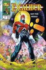 Excalibur (1988-1998) #1 Variant C: Marvel Legends Giant-Man Series Reprint Packaged w/ Captain Britain