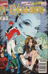 Excalibur (1988-1998) #32 Variant A: Newsstand Edition