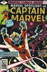 Marvel Spotlight (1979-1981) #1 Variant B: Direct Edition