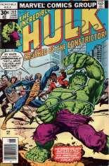 Incredible Hulk (1968-1999) #212 Variant A