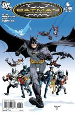 Batman Incorporated (2011) #6 Variant A