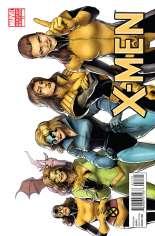X-Men (2010-2013) #11 Variant B: X-Men Evolutions Cover