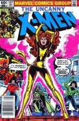 Uncanny X-Men (1963-2011) #157 Variant A: Newsstand Edition