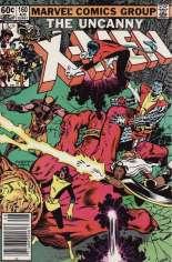 Uncanny X-Men (1963-2011) #160 Variant A: Newsstand Edition