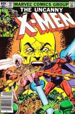 Uncanny X-Men (1963-2011) #161 Variant A: Newsstand Edition