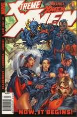X-Treme X-Men (2001-2004) #1 Variant A: Newsstand Edition