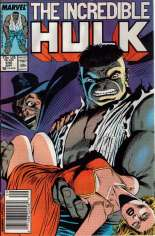 Incredible Hulk (1968-1999) #335 Variant A: Newsstand Edition