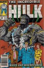 Incredible Hulk (1968-1999) #346 Variant A: Newsstand Edition