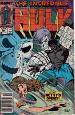 Incredible Hulk (1968-1999) #360 Variant A: Newsstand Edition