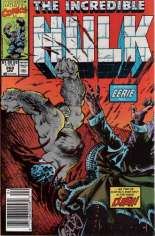 Incredible Hulk (1968-1999) #368 Variant A: Newsstand Edition
