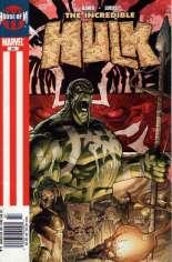 Incredible Hulk (2000-2008) #83 Variant A: Newsstand Edition
