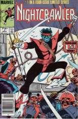 Nightcrawler (1985-1986) #1 Variant A: Newsstand Edition