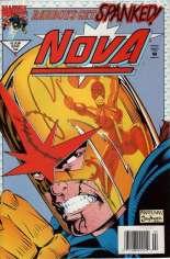 Nova (1994-1995) #2 Variant A: Newsstand Edition