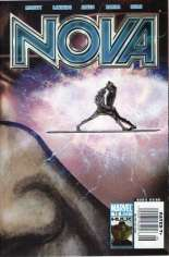Nova (2007-2010) #13 Variant A: Newsstand Edition