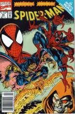 Spider-Man (1990-1998) #24 Variant A: Newsstand Edition