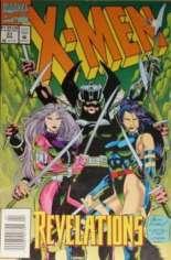 X-Men (1991-2001, 2004-2008) #31 Variant A: Newsstand Edition