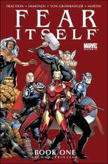 Fear Itself (2011-2012) #1 Variant G: 2nd Printing