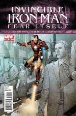 Invincible Iron Man (2008-2012) #504 Variant A