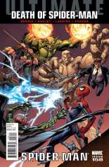 Ultimate Comics: Spider-Man (2009-2011) #158 Variant A