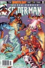Peter Parker Spider-Man (1999-2003) #11 Variant A: Newsstand Edition