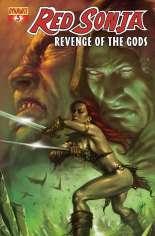 Red Sonja: Revenge of the Gods #3 Variant A