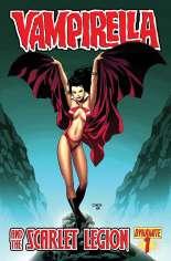 Vampirella and the Scarlet Legion #1 Variant B
