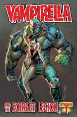 Vampirella and the Scarlet Legion #1 Variant F: Incentive Cover