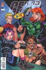 Gen 13 (1995-2002) #1 Variant P: 3-D Edition; Comes w/ 3-D Glasses