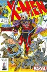 X-Men (1991-2001, 2004-2008) #2 Variant C: Marvel Legends Series III Reprint Packaged w/ Magneto