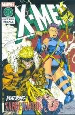 X-Men (1991-2001, 2004-2008) #6 Variant C: Marvel Legends Series V Reprint Packaged w/ Sabretooth