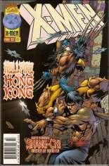 X-Men (1991-2001, 2004-2008) #62 Variant A: Newsstand Edition