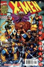 X-Men (1991-2001, 2004-2008) #100 Variant B: Direct Edition