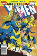 X-Men (1991-2001, 2004-2008) #Annual 1 Variant A: Newsstand Edition