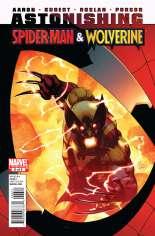Astonishing Spider-Man & Wolverine (2010-2011) #6