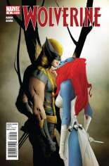 Wolverine (2010-2012) #9 Variant A