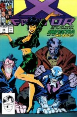 X-Factor (1986-1998) #29 Variant B: Direct Edition