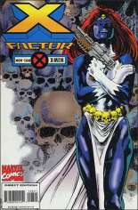 X-Factor (1986-1998) #108 Variant B: Direct Edition; Standard Cover