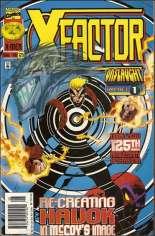 X-Factor (1986-1998) #125 Variant A: Newsstand Edition
