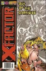 X-Factor (1986-1998) #128 Variant A: Newsstand Edition